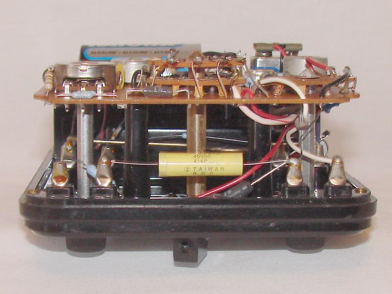 Clamp On Milliammeter : Simpson series volt ohm milliammeter